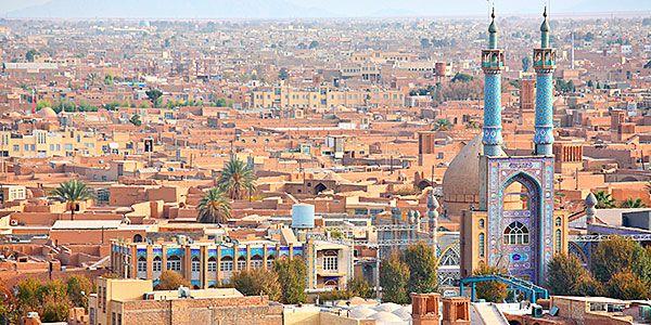 Ruta de la Seda Persa