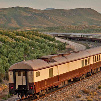 Tren Al Aandalus Andalucía